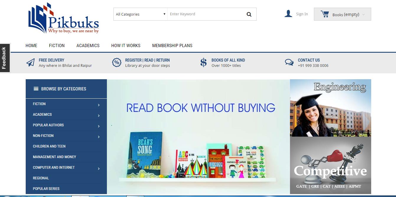 Pick Books Pvt. Ltd